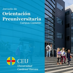 I Jornada de Orientación Preuniversitaria Campus Castellón 2020