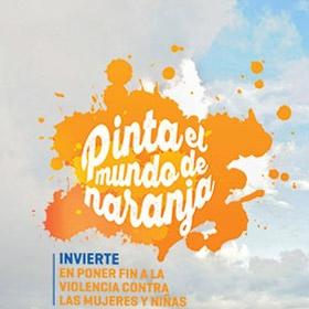 Semana contra la violencia de género. Orange Week 2017