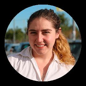 Mejorar su español es clave en el futuro profesional que le espera a Mathilde en Arizona